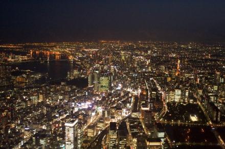 Tokyo: The cyberpunk city